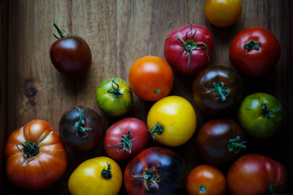 hortalizas de invernaderos