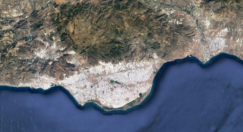 invernaderos de Almería