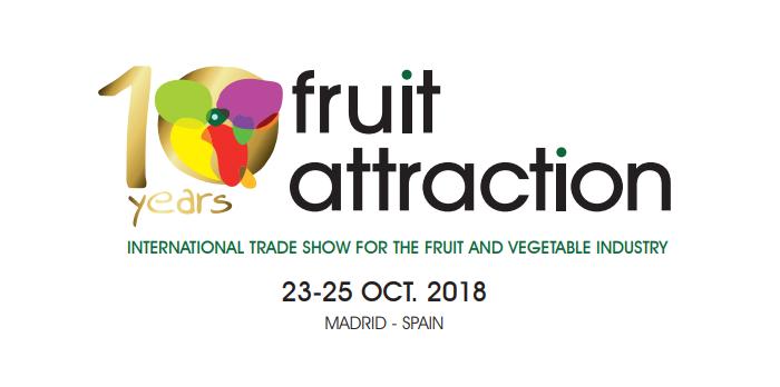 fruit atraction 2018